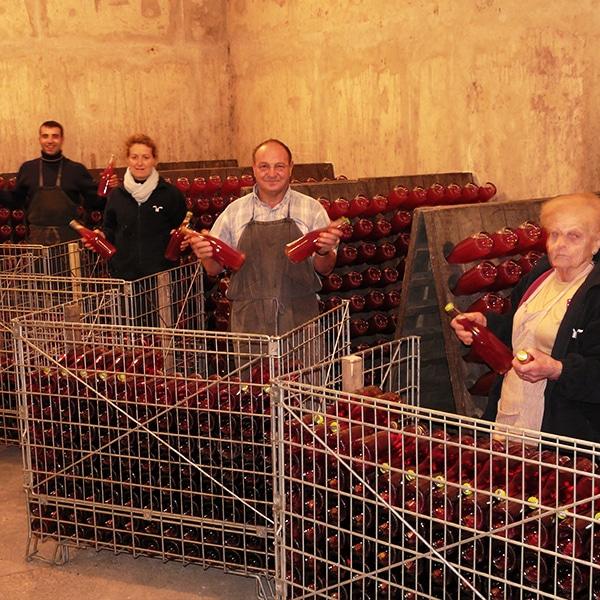 champagne georges sohet famille sohet ludes reims alain krystel cyril